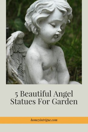Angel Statues For Garden
