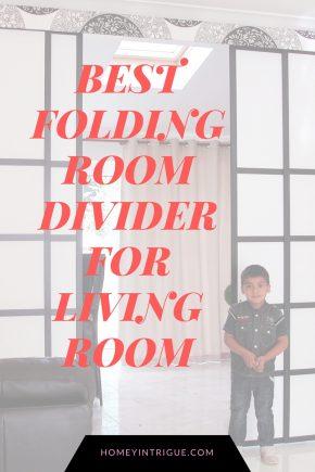 Best Folding Room Divider For Living Room