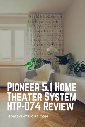 read myPioneer 5.1 Home Theater System HTP-074 Review