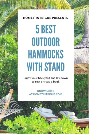 Best Outdoor Hammock With Stand