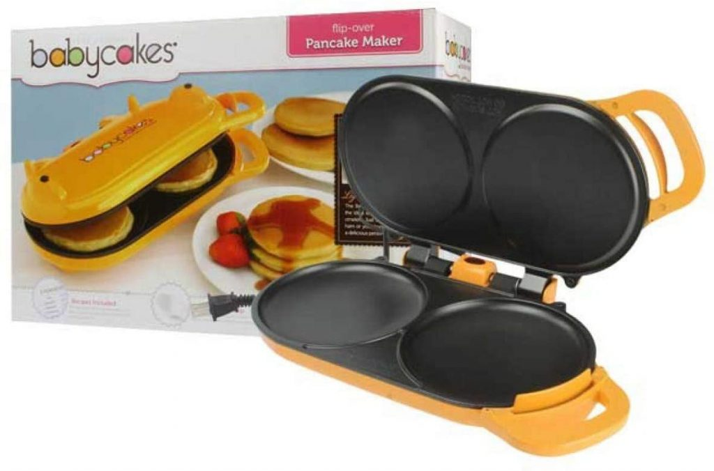 baby cakes pancake maker