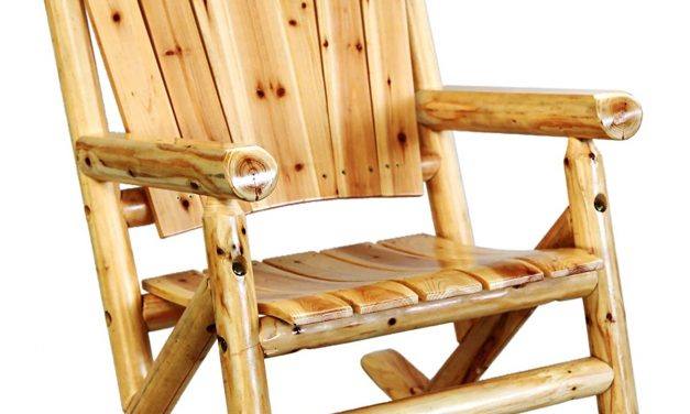 how to make a patio chair